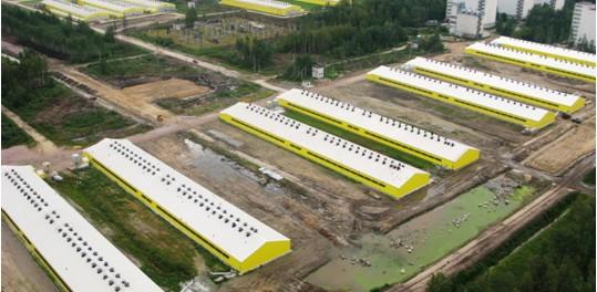Sinyavinskaya Broiler Plant and Distributed Generating Company LLC signed preliminary agreement
